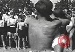 Image of Hitler Youth camp Offenburg Germany, 1942, second 33 stock footage video 65675061198
