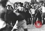 Image of Hitler Youth camp Offenburg Germany, 1942, second 36 stock footage video 65675061198