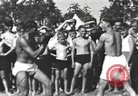 Image of Hitler Youth camp Offenburg Germany, 1942, second 40 stock footage video 65675061198