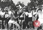 Image of Hitler Youth camp Offenburg Germany, 1942, second 41 stock footage video 65675061198