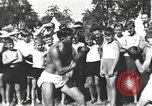 Image of Hitler Youth camp Offenburg Germany, 1942, second 42 stock footage video 65675061198