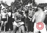 Image of Hitler Youth camp Offenburg Germany, 1942, second 44 stock footage video 65675061198