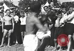 Image of Hitler Youth camp Offenburg Germany, 1942, second 45 stock footage video 65675061198