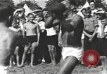 Image of Hitler Youth camp Offenburg Germany, 1942, second 46 stock footage video 65675061198