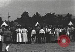 Image of Hitler Youth camp Offenburg Germany, 1942, second 49 stock footage video 65675061198