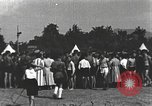 Image of Hitler Youth camp Offenburg Germany, 1942, second 51 stock footage video 65675061198