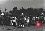 Image of Hitler Youth camp Offenburg Germany, 1942, second 52 stock footage video 65675061198