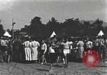 Image of Hitler Youth camp Offenburg Germany, 1942, second 53 stock footage video 65675061198