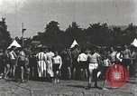 Image of Hitler Youth camp Offenburg Germany, 1942, second 54 stock footage video 65675061198