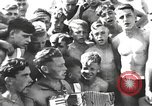 Image of Hitler Youth camp Offenburg Germany, 1942, second 16 stock footage video 65675061199