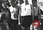 Image of Hitler Youth camp Offenburg Germany, 1942, second 21 stock footage video 65675061199