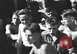 Image of Hitler Youth camp Offenburg Germany, 1942, second 25 stock footage video 65675061199