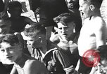 Image of Hitler Youth camp Offenburg Germany, 1942, second 27 stock footage video 65675061199