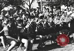 Image of Hitler Youth camp Offenburg Germany, 1942, second 51 stock footage video 65675061199