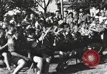 Image of Hitler Youth camp Offenburg Germany, 1942, second 52 stock footage video 65675061199