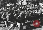 Image of Hitler Youth camp Offenburg Germany, 1942, second 53 stock footage video 65675061199