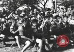 Image of Hitler Youth camp Offenburg Germany, 1942, second 54 stock footage video 65675061199