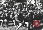 Image of Hitler Youth camp Offenburg Germany, 1942, second 55 stock footage video 65675061199