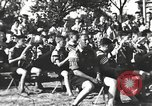 Image of Hitler Youth camp Offenburg Germany, 1942, second 56 stock footage video 65675061199
