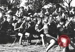 Image of Hitler Youth camp Offenburg Germany, 1942, second 57 stock footage video 65675061199