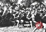 Image of Hitler Youth camp Offenburg Germany, 1942, second 58 stock footage video 65675061199