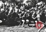 Image of Hitler Youth camp Offenburg Germany, 1942, second 59 stock footage video 65675061199