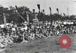 Image of Hitler Youth camp Offenburg Germany, 1942, second 30 stock footage video 65675061200
