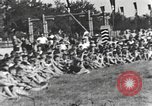 Image of Hitler Youth camp Offenburg Germany, 1942, second 31 stock footage video 65675061200