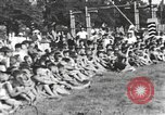 Image of Hitler Youth camp Offenburg Germany, 1942, second 32 stock footage video 65675061200