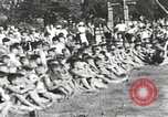 Image of Hitler Youth camp Offenburg Germany, 1942, second 33 stock footage video 65675061200
