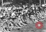 Image of Hitler Youth camp Offenburg Germany, 1942, second 34 stock footage video 65675061200