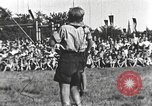 Image of Hitler Youth camp Offenburg Germany, 1942, second 37 stock footage video 65675061200
