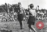 Image of Hitler Youth camp Offenburg Germany, 1942, second 38 stock footage video 65675061200