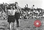 Image of Hitler Youth camp Offenburg Germany, 1942, second 41 stock footage video 65675061200