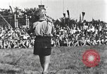 Image of Hitler Youth camp Offenburg Germany, 1942, second 42 stock footage video 65675061200