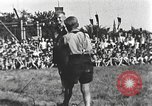 Image of Hitler Youth camp Offenburg Germany, 1942, second 43 stock footage video 65675061200