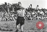 Image of Hitler Youth camp Offenburg Germany, 1942, second 46 stock footage video 65675061200