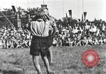 Image of Hitler Youth camp Offenburg Germany, 1942, second 47 stock footage video 65675061200