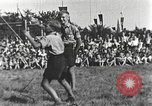 Image of Hitler Youth camp Offenburg Germany, 1942, second 48 stock footage video 65675061200