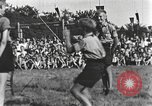 Image of Hitler Youth camp Offenburg Germany, 1942, second 49 stock footage video 65675061200