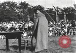 Image of Hitler Youth camp Offenburg Germany, 1942, second 52 stock footage video 65675061200