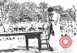 Image of Hitler Youth camp Offenburg Germany, 1942, second 54 stock footage video 65675061200