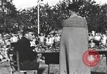Image of Hitler Youth camp Offenburg Germany, 1942, second 58 stock footage video 65675061200