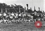 Image of Hitler Youth camp Offenburg Germany, 1942, second 61 stock footage video 65675061200