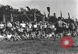 Image of Hitler Youth camp Offenburg Germany, 1942, second 62 stock footage video 65675061200