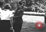 Image of Hitler Youth camp Offenburg Germany, 1937, second 18 stock footage video 65675061202