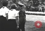 Image of Hitler Youth camp Offenburg Germany, 1937, second 19 stock footage video 65675061202