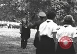 Image of Hitler Youth camp Offenburg Germany, 1937, second 22 stock footage video 65675061202