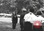 Image of Hitler Youth camp Offenburg Germany, 1937, second 23 stock footage video 65675061202