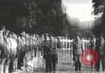 Image of Hitler Youth camp Offenburg Germany, 1937, second 24 stock footage video 65675061202